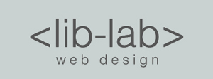lib-lab web design