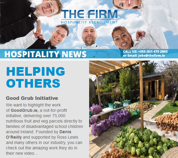 THe Firm Hospitality News